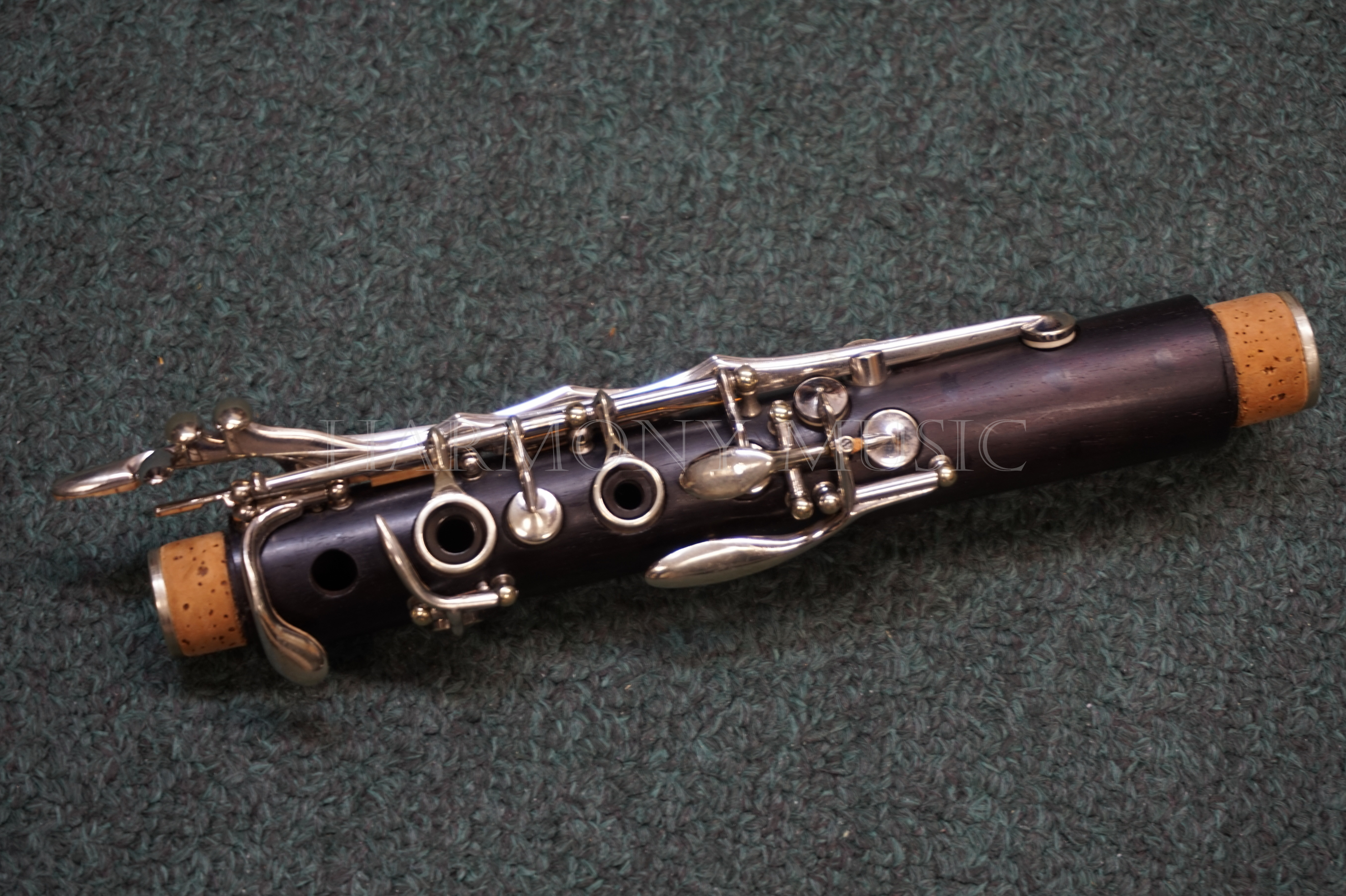 lafleur wood clarinet used b flat great condition pre sale overhauled ebay. Black Bedroom Furniture Sets. Home Design Ideas